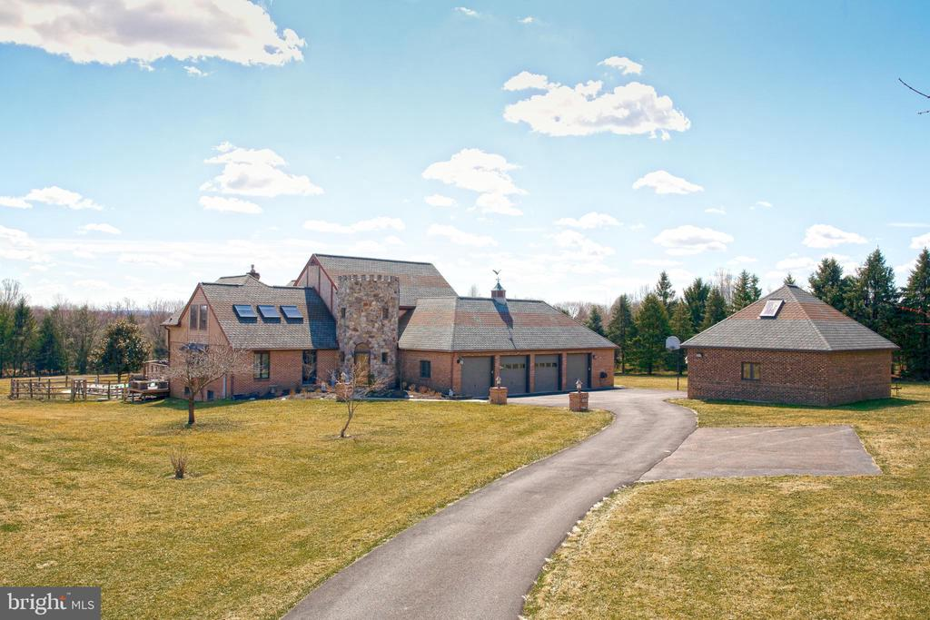5183  LOWER MOUNTAIN ROAD, New Hope in BUCKS County, PA 18938 Home for Sale