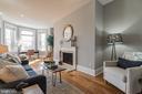 Living Room - 520 E ST NE #302, WASHINGTON
