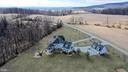 Aerial view from back - 14720 SUMMIT VIEW, PURCELLVILLE
