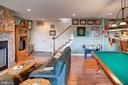 Lower level recreation room - 14720 SUMMIT VIEW, PURCELLVILLE