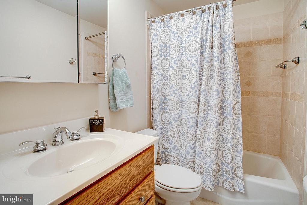 Lower level full bath - 14720 SUMMIT VIEW, PURCELLVILLE