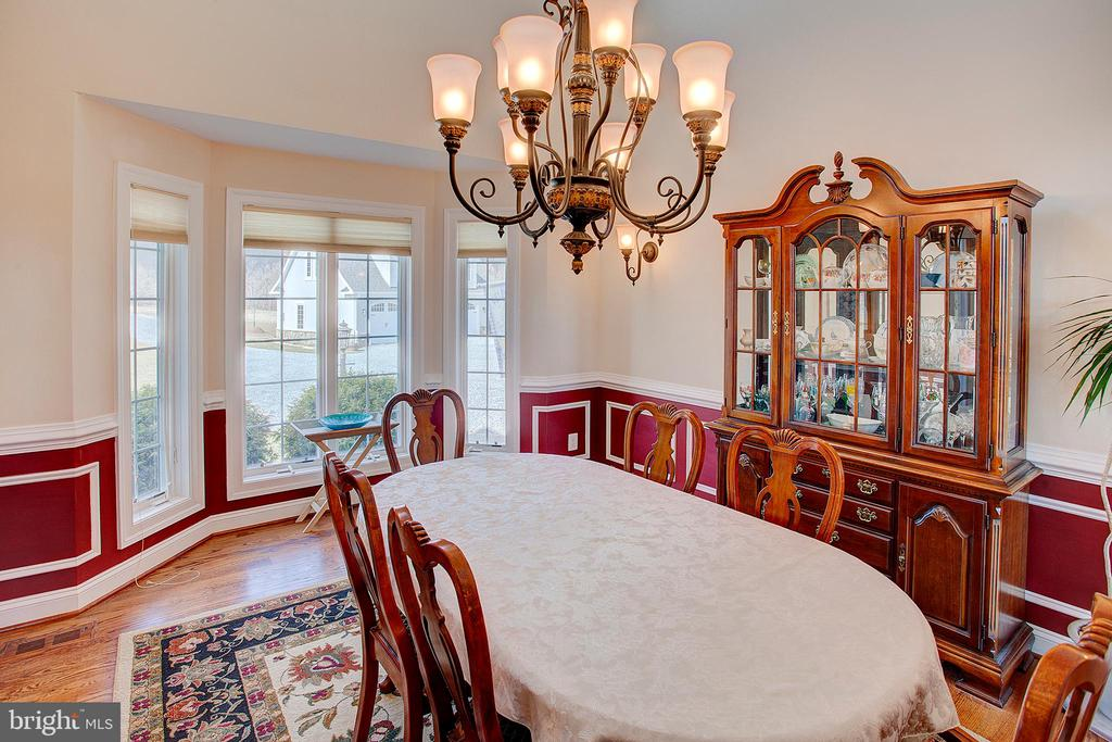 Dining room - 14720 SUMMIT VIEW, PURCELLVILLE