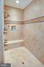 Master bath spa shower - 14720 SUMMIT VIEW, PURCELLVILLE