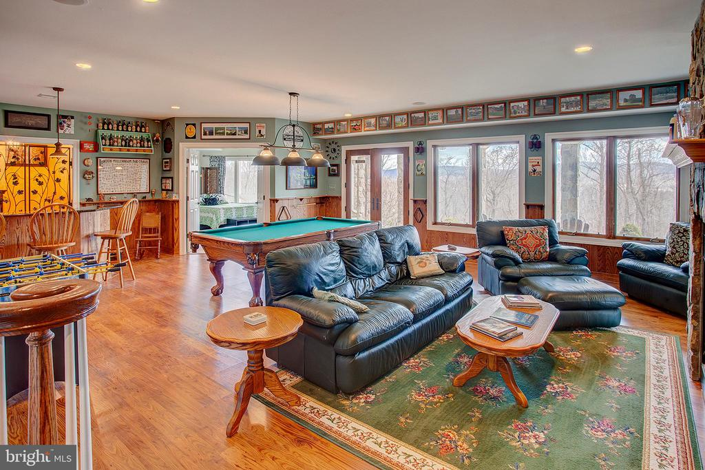 Lower level - 14720 SUMMIT VIEW, PURCELLVILLE