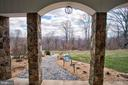 View from lower level - 14720 SUMMIT VIEW, PURCELLVILLE