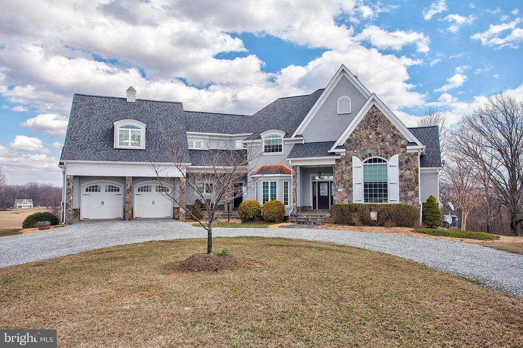 Custom Waterford Built home - 14720 SUMMIT VIEW, PURCELLVILLE