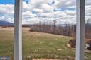 Back yard - 14720 SUMMIT VIEW, PURCELLVILLE