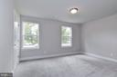 Secondary Bedroom. - 117 WOOD LANDING RD, FREDERICKSBURG