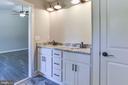 Master Bath with Double Sinks. - 117 WOOD LANDING RD, FREDERICKSBURG