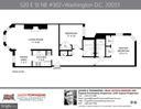 Floor plans - 520 E ST NE #302, WASHINGTON
