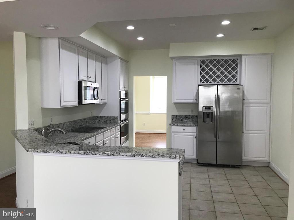Stainless  apps, open to Dining & Family room! - 18421 GREEN ISLAND TER, LEESBURG