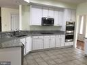 New granite countertops, newly painted cabinets! - 18421 GREEN ISLAND TER, LEESBURG