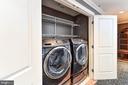 LAUNDRY ON BEDROOM LEVEL - 4750 41ST ST NW #PH502, WASHINGTON