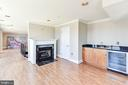 TOP LEVEL FAMILY ROOM - 4750 41ST ST NW #PH502, WASHINGTON