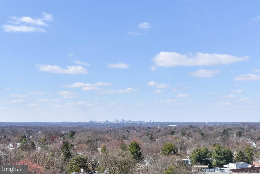 AMAZING WESTERN VIEWS FROM ALL 3 LEVELS - 4750 41ST ST NW #PH502, WASHINGTON