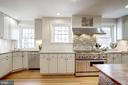 Kitchen - 2825 MCGILL TER NW, WASHINGTON