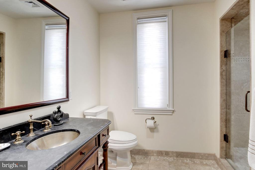 Second Level Full Bath - 2825 MCGILL TER NW, WASHINGTON