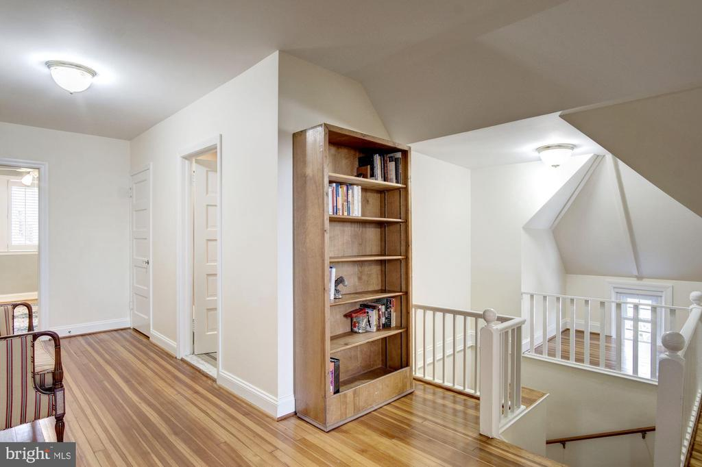 Top Level Hallway - 2825 MCGILL TER NW, WASHINGTON