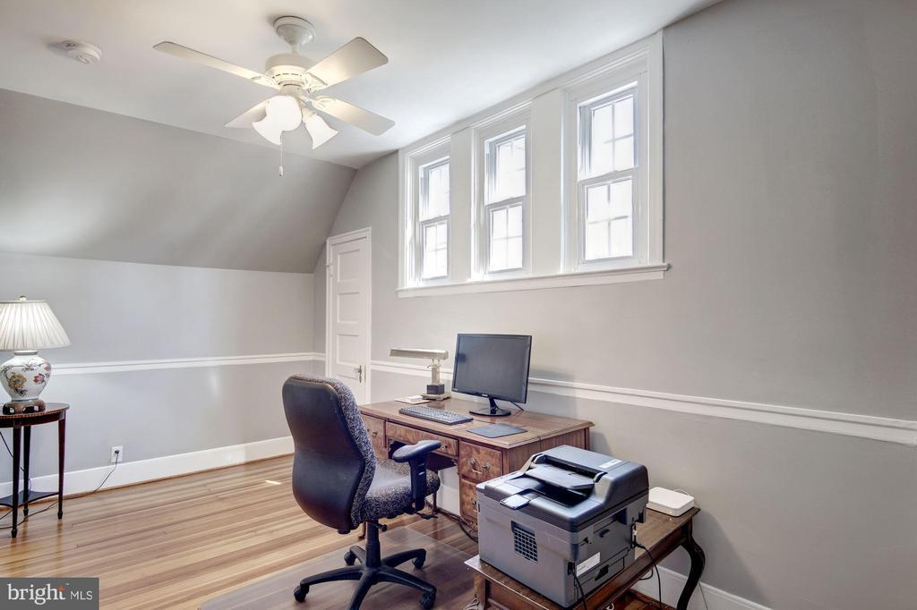 Fourth Bedroom - 2825 MCGILL TER NW, WASHINGTON