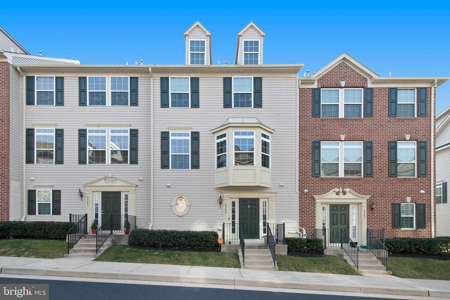 Photo of home for sale at 9359 Paragon Way, Owings Mills MD
