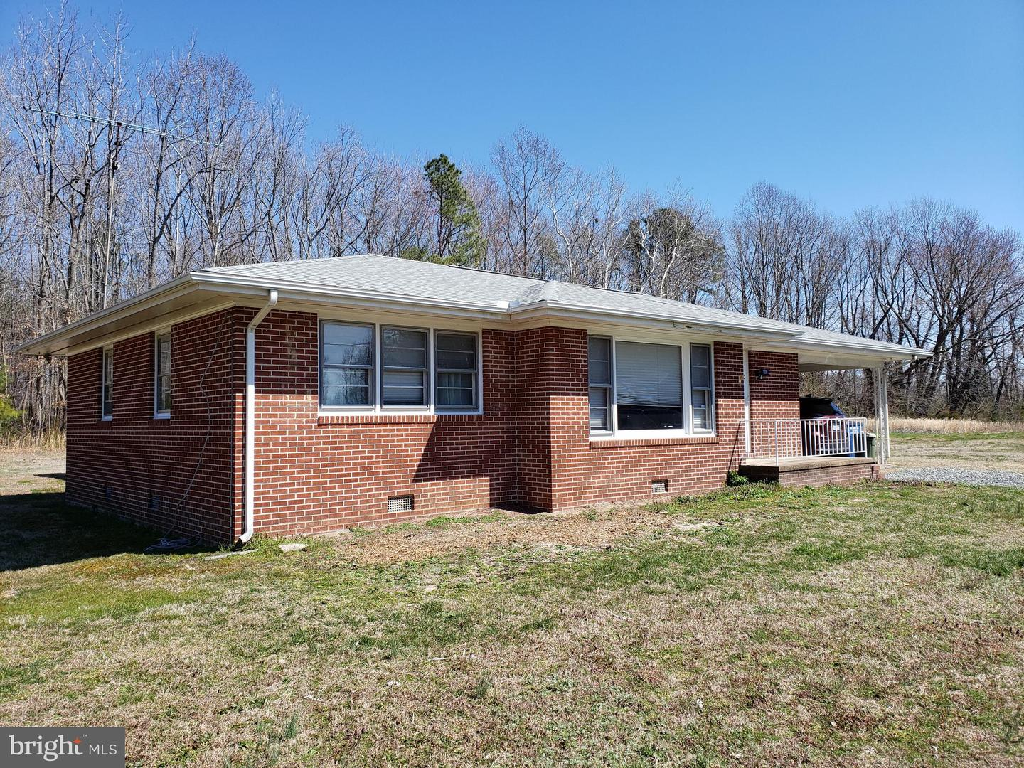 Single Family Homes للـ Sale في Burgess, Virginia 22432 United States