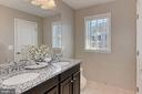 Granite Counters and Double Sinks - 22638 TWITTER SQ, ASHBURN