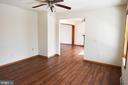 Living Room - 11801 BLEASDELL DR, SPOTSYLVANIA
