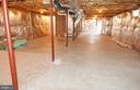 Unfinished Basement - 11801 BLEASDELL DR, SPOTSYLVANIA