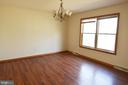 Formal Dining Room - 11801 BLEASDELL DR, SPOTSYLVANIA
