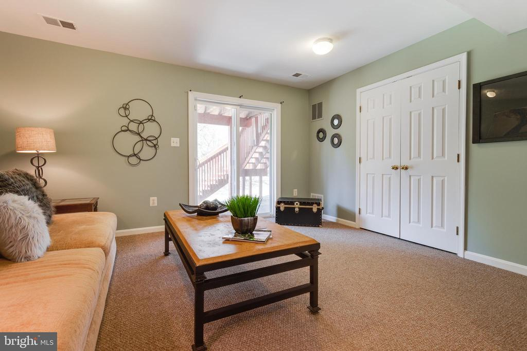 Lower Level Den - 17381 SLIGO LOOP, DUMFRIES