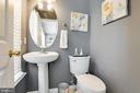 Main Level Powder Room - 17381 SLIGO LOOP, DUMFRIES