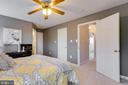 Master Bedroom - 17381 SLIGO LOOP, DUMFRIES