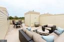 Entertain on your amazing private roof terrace - 7219 GEORGIA AVE NW #C, WASHINGTON