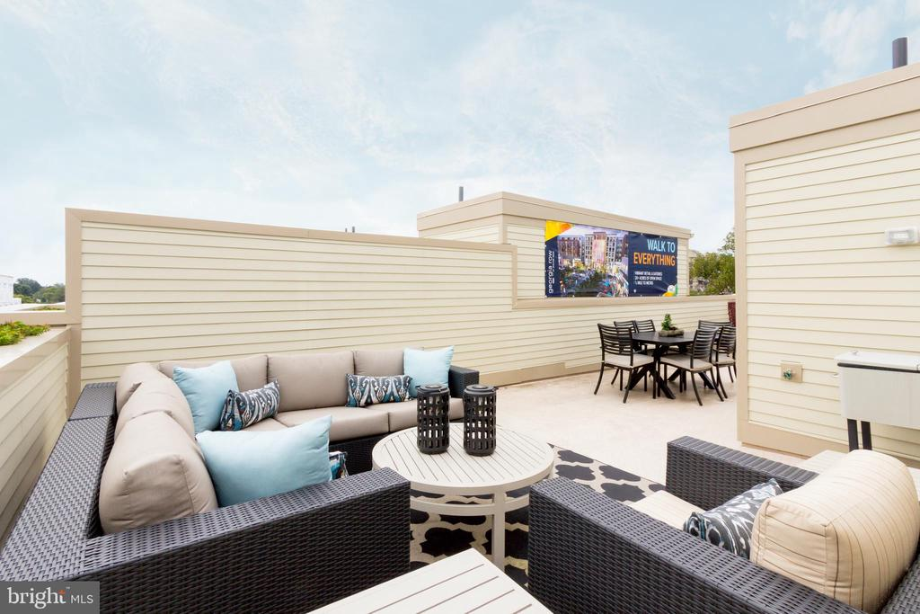 Outdoor Living at its' best! - 7219 GEORGIA AVE NW #C, WASHINGTON