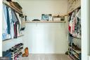 and a walk-in master closet - 40 KNOTSANCHOR LN, FREDERICKSBURG
