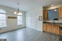 A big pantry for plenty of storage - 40 KNOTSANCHOR LN, FREDERICKSBURG