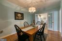 ENJOY those meals! - 40 KNOTSANCHOR LN, FREDERICKSBURG