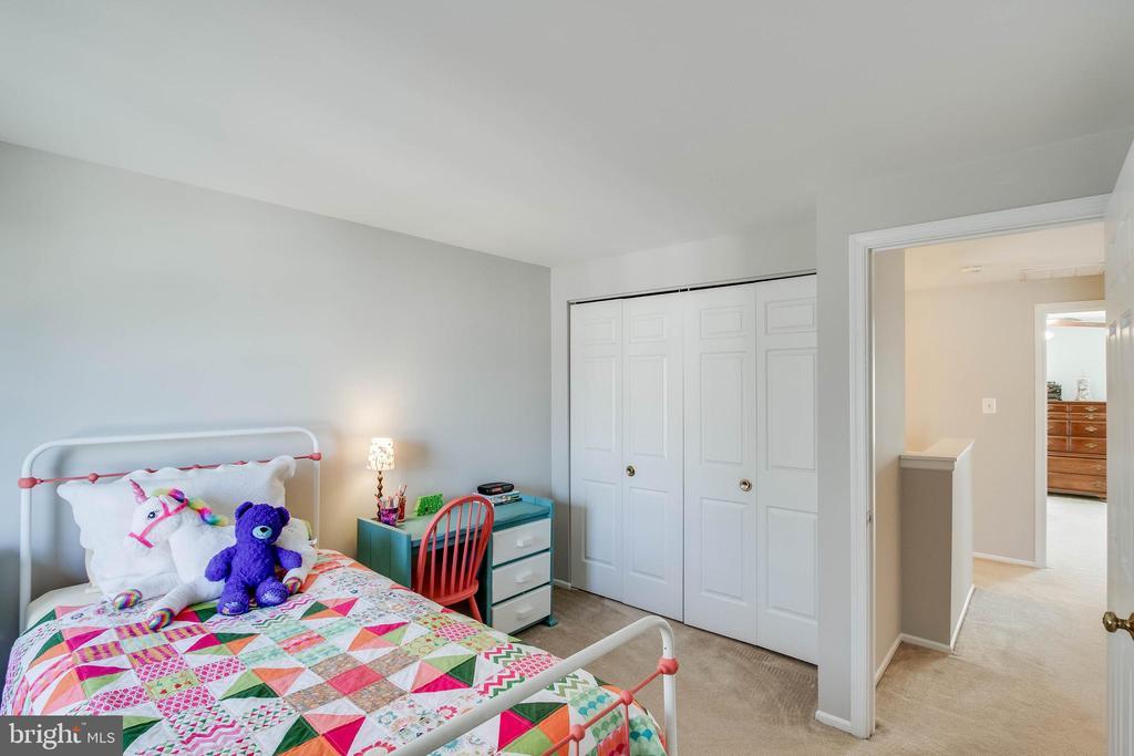 Second bedroom - 5995 POWELLS LANDING RD, BURKE