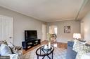 Living Room - Very Spacious! - 1735 N TROY ST #8-415, ARLINGTON