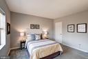 Master Bedroom - Soft Gray Carpet! - 1735 N TROY ST #8-415, ARLINGTON