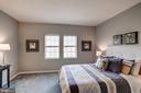 Master Bedroom - 1735 N TROY ST #8-415, ARLINGTON