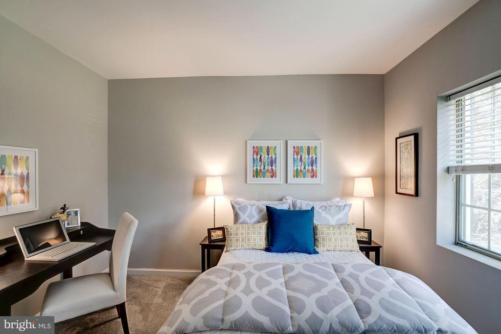 Bedroom #2 Receives Great Sunlight, as well! - 1735 N TROY ST #8-415, ARLINGTON