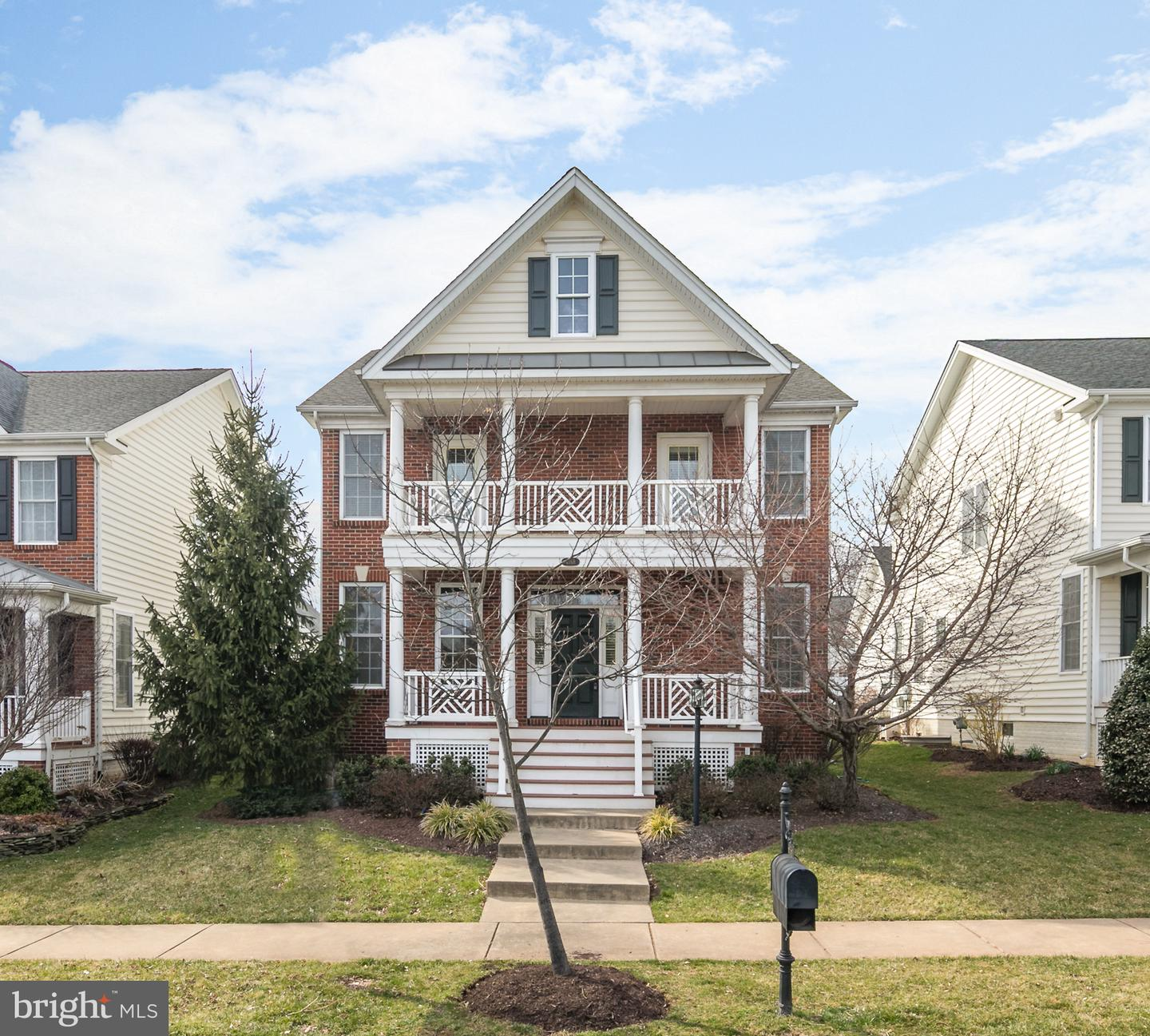 Single Family for Sale at 4768 Glass Mountain Way Haymarket, Virginia 20169 United States