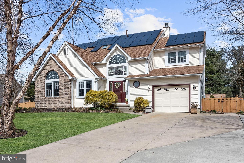 Villa per Vendita alle ore 2110 BERWICK Drive Cinnaminson, New Jersey 08077 Stati Uniti