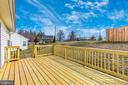 New Deck - 9 JERMAE ST, THURMONT