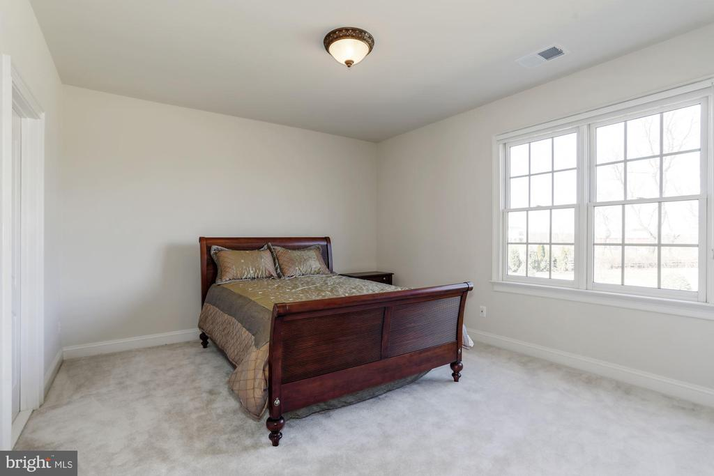 Additional Guest Bedroom with Full BR and Closet - 40471 GRENATA PRESERVE PL, LEESBURG