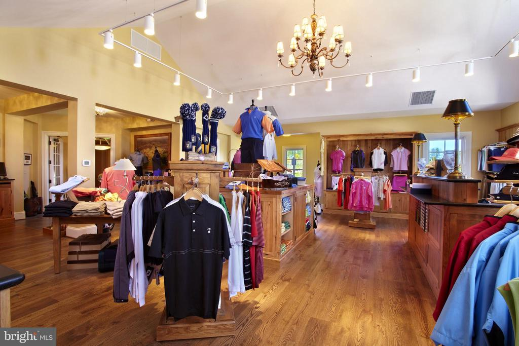 Clubhouse Pro Shop - 22501 CREIGHTON FARMS DR, LEESBURG