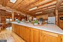 Tons of counter space for prepping or serving food - 2315 MICHAEL RD, MYERSVILLE