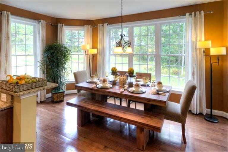 Morning Room for Casual Entertaining - 16028 WATERFORD MEADOW PL, HAMILTON