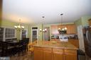 Kitchen - 22778 OATLANDS GROVE PL, ASHBURN